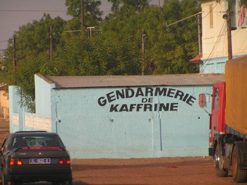 Un gendarme heurté mortellement par un véhicule à kaffrine
