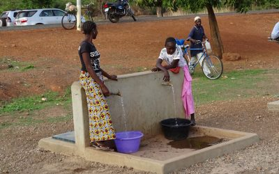 Kaffrine : un forage du pudc inauguré à aïnoumane 2